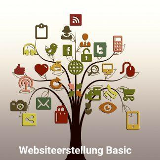 Websiteerstellung Basic